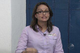 Candidata Renata Mallet é a entrevistada do BATV - Confira a íntegra da entrevista.