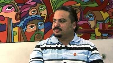 Wagner Farias dá entrevista ao SPTV - 2ª Edição - O candidato do PCB ao governo paulista falou sobre suas propostas. A entrevista faz parte de uma série com os candidatos ao governo do estado que tem menos de 3% nas pesquisas de intenção de voto.