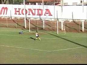 Ituiutabano vence amistoso em casa contra sub-20 do Atlético-GO - No terceiro jogo de preparação para a Segundona do Mineiro, time do Pontal do Triângulo vence clube goiano por 2 a 0, com gols de Raniel e Jardiel