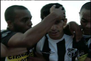 Ceará empata com Portuguesa em São Paulo e icasa com o Vasco - Magno Alves marcou o gol de empate do Ceará.