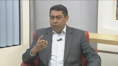 Jornal de Rondônia entrevista candidato ao governo Padre Ton - O Jornal de Rondônia entrevistou o candidato ao governo de Rondônia Padre Ton (PT) neste sábado (23).