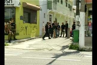 Polícia reconstitui morte de professor Raimundo Lucier, em Belém - Mandante do crime seria um colega de trabalho da vítima que, por orientação do advogado, não participou da reconstituição neste sábado (23).