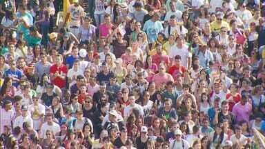 Marcha para Jesus reúne fiéis e tem shows no Largo do Rosário, em Campinas - Cerca de 3 mil pessoas acompanharam a Marcha para Jesus em Campinas, na tarde deste sábado (23). A passeata percorreu as principais ruas do Centro e, ao fim, teve shows no Largo do Rosário.