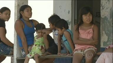 Crianças morrem em reserva indígena do Pará - Pelo menos quatro crianças morreram nos últimos dias em uma reserva indígena do Pará. Os sintomas se parecem com os da gripe, mas o vírus ainda não foi identificado.