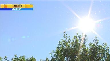 Tempo: final de semana foi de calor intenso em cidades do RS - Madrugada foi a mais abafada desde fevereiro de 2014.
