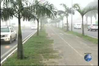 Saiba os cuidados especiais para lidar com a neblina nas rodovias - A neblina é muito comum nesta época do ano no interior do estado.