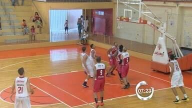 No basquete, Jacareí estreia com vitória no Paulista da série A2 - Jacareí venceu o Osasco por 88 a 69.