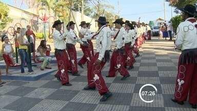 Festa da Imaculada termina em Taubaté, SP - Tradicional festa terminou neste fim de semana.