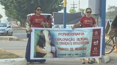 Campanha sensibiliza população sobre a exploração sexual infantil - A campanha foi criada pela igreja Adventista.