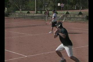 Circuito municipal de tênis reúne 72 tenistas em Ijuí, RS - No próximo final de semana terá mais jogos na cidade.
