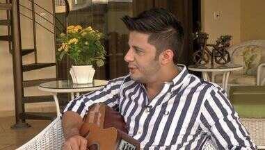 Cristiano Araújo conta para as novidades para a gravação do novo DVD em MT - Cristiano Araújo conta para as novidades para a gravação do novo DVD em MT