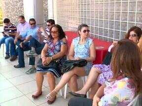 Servidores do judiciário promovem ato público e deflagram greve no Piauí - Movimento atingirá Justiça Federal e os Tribunais do Trabalho e Eleitoral.Sindicato prevê suspensão das atividades em todos os setores no estado.