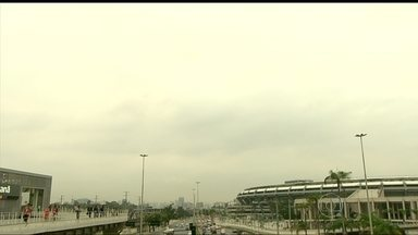 Previsão de chuva isolada em alguns pontos do estado do Rio - O tempo já começou a mudar no Rio de Janeiro. A rápida passagem de uma frente fria pelo nosso estado deixa o tempo nublado e úmido.