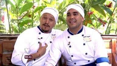 Mais voc chef vivi gon alves ensina a fazer bisque de - Super chef 2000 ...