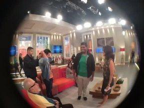 Veja os bastidores do Encontro - Lair mostra o que rola antes do programa ir ao ar