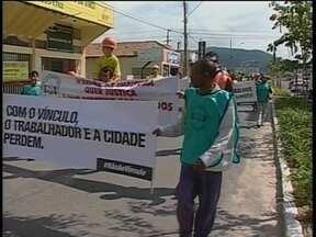 Trabalhadores do porto de Imbituba protestam; veja alguns destaques de segunda - Trabalhadores do porto de Imbituba protestam; veja alguns destaques de segunda