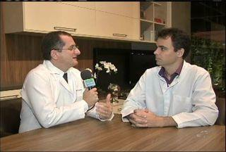 Professor Cláudio Lima conversa com dentista para ensinar a livrar do mau hálito - Confira as dicas do quadro Mais Saúde.