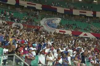 Bahia leva susto, empata e mantém a classificação na Sul-Americana - Confira as notícias do tricolor baiano.