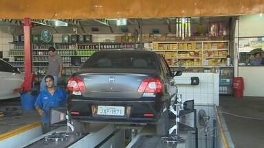 Detran-AM alerta sobre itens de segurança de veículos em estradas no feriado - Órgão fiscaliza saída de carros em Manaus durante o feriado prolongado.