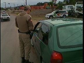 PM intensifica policiamento no bairro Renascer - PM intensifica policiamento no bairro Renascer