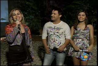 Banda 100 Vergonha se apresenta em Petrolina - O show celebra 15 anos da banda.