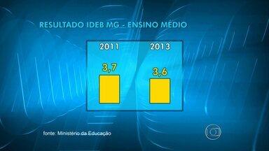 MEC divulga números do Índice de Desenvolvimento da Educação Básica (Ideb) - Em Minas, índice do ensino médio teve queda; No ensino fundamental, Ideb teve elevação.