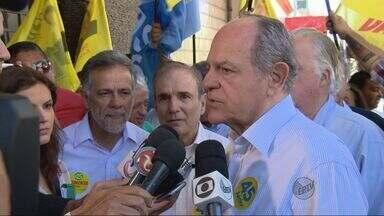 Pimenta da Veiga (PSDB) cumpre agenda em Varginha - Pimenta da Veiga (PSDB) cumpre agenda em Varginha