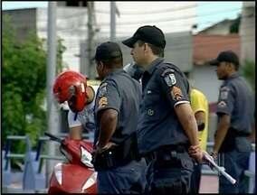 Polícia Militar realizou operações em pontos estratégicos de Campos, no RJ - Foram 14 pontos de monitoramento.