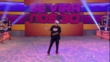 Gustavo Amaral faz incrível apresentação de ioiô - Público fica animado com exibição
