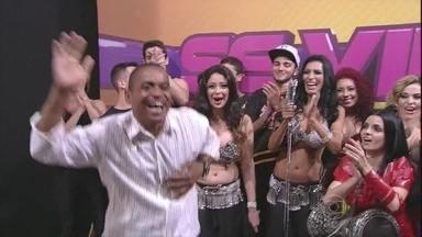 Lourival Barreto vence o 'Se Vira nos 30' - Baiano fatura R$ 25 mil no quadro