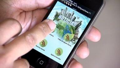 Moradores criam rede de informações pela internet para aumentar segurança em Águas Claras - Em Águas Claras, os moradores criaram uma rede de informações pela internet. E alertam os vizinhos quando percebem qualquer problema de segurança.