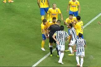 Bahia fica no 0 x 0 com o Coritiba e permanece na zona de rebaixamento - Confira as notícias do tricolor baiano.