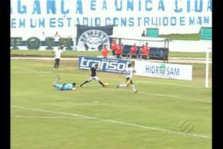 Série D: Remo vence Interporto-TO por 3 a 0 - Leão assume a liderança do grupo e elimina tocantinenses.