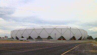 Especial Amazônia: conheça a Arena da Amazônia, um novo símbolo da região - Novo estádio de Manaus foi palco de quatro jogos da Copa do Mundo no Brasil.