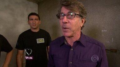 Começa a reforma na cozinha da Soraia - Veja o que Jairo De Sender planejou para a cozinha