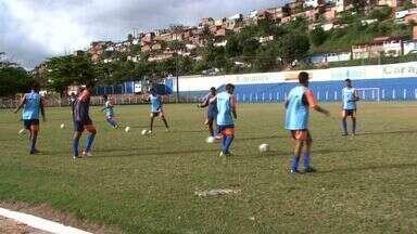 CSA faz amistoso contra equipe do Satuba - Times se enfrentam na terça-feira, em Satuba.