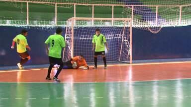 Cascavel sedia final do campeonato paranaense de futsal das Apaes - Jogos classificam para o campeonato nacional.