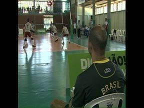 Atletas dos Jogos Escolares são convidados pra integrar a seleção brasileira - Olheiros estão na cidade à procura de novos talentos