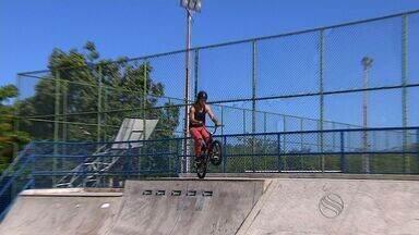 Parque dos Cajueiros recebe 1º Jam de BMX em Sergipe - Parque dos Cajueiros recebe 1º Jam de BMX em Sergipe