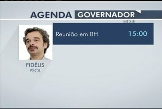 Candidatos do Governo de MG divulgam compromissos de campanha para este sábado - Sete candidatos disputam o governo do estado.