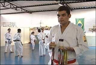 Atletas de Taekwondo de Fabriciano foram destaque em campeonatos estaduais - Atletas treinam pesado para continuar no ritmo e vitórias.