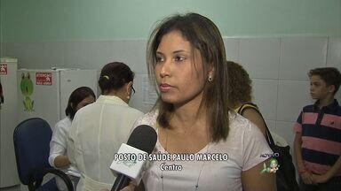 Este sábado é dia 'd' de imunização em Fortaleza - Os postos de saúde da capital estão abertos até 17 horas.