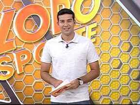 Globo Esporte - TV Integração - 13/09/2014 - Veja na íntegra as notícias do esporte da TV Integração