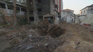 Acidente aéreo que matou Eduardo Campos e mais seis completa um mês - Avião caiu em área residencial no dia 13 de agosto de 2014.