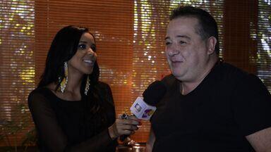 Bloco 01: Entrevista com Nasi, vocalista da banda Ira! - Cantor fala sobre volta da banda e show em Fortaleza.