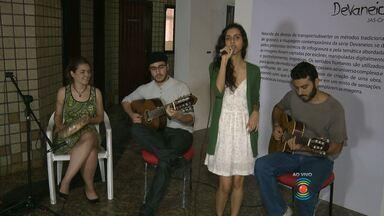 Programação cultural no Sesc de Campina Grande - Vão ser doze horas de teatro, dança e música.