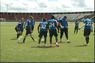 Bahia tem desfalques para o jogo contra o Figueirense, em Feira de Santana - Confira as notícias do tricolor baiano.