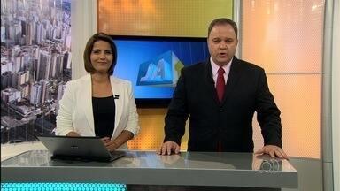 Confira os destaques do Jornal Anhanguera 1ª Edição desta quarta-feira (17) - A falta de água em Goiânia e os problemas no fornecimento de energia em Nerópolis estão entre os destaques desta quarta-feira (17).