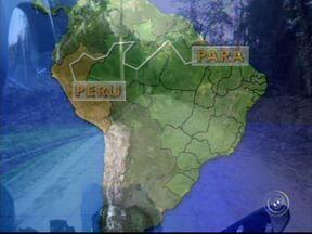 Morador de São Roque participa de expedição no rio Amazonas - Uma expedição pelas margens do rio Amazonas, da foz à nascente. Ao todo 10 mil quilômetros percorridos em motos. Viagem que vai render um documentário. O grupo é formado por pessoas de vários países e representando o Brasil está um morador de São Roque.