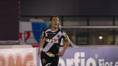 Vasco vence Náutico de virada e segue em quarto na Série B do Brasileiro - Dakson e Kleber maracaram em São Januário.
